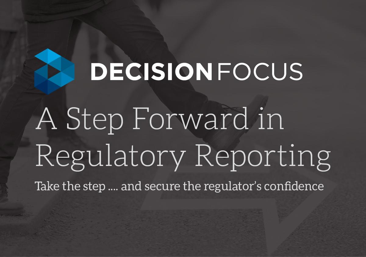 DF Step Forward in Regulatory Reporting Email Image