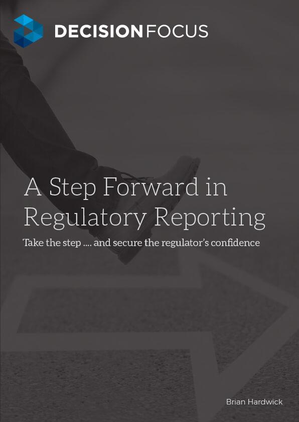 Decision Focus - A Step forward in regulatory reporting-100