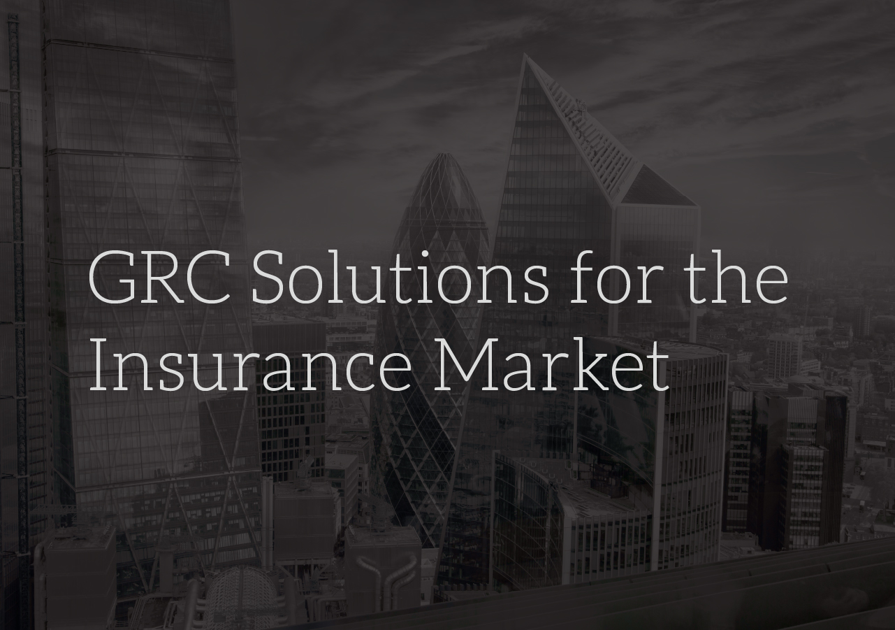 GRC Solutions for the �Insurance Market Thumbnail-100